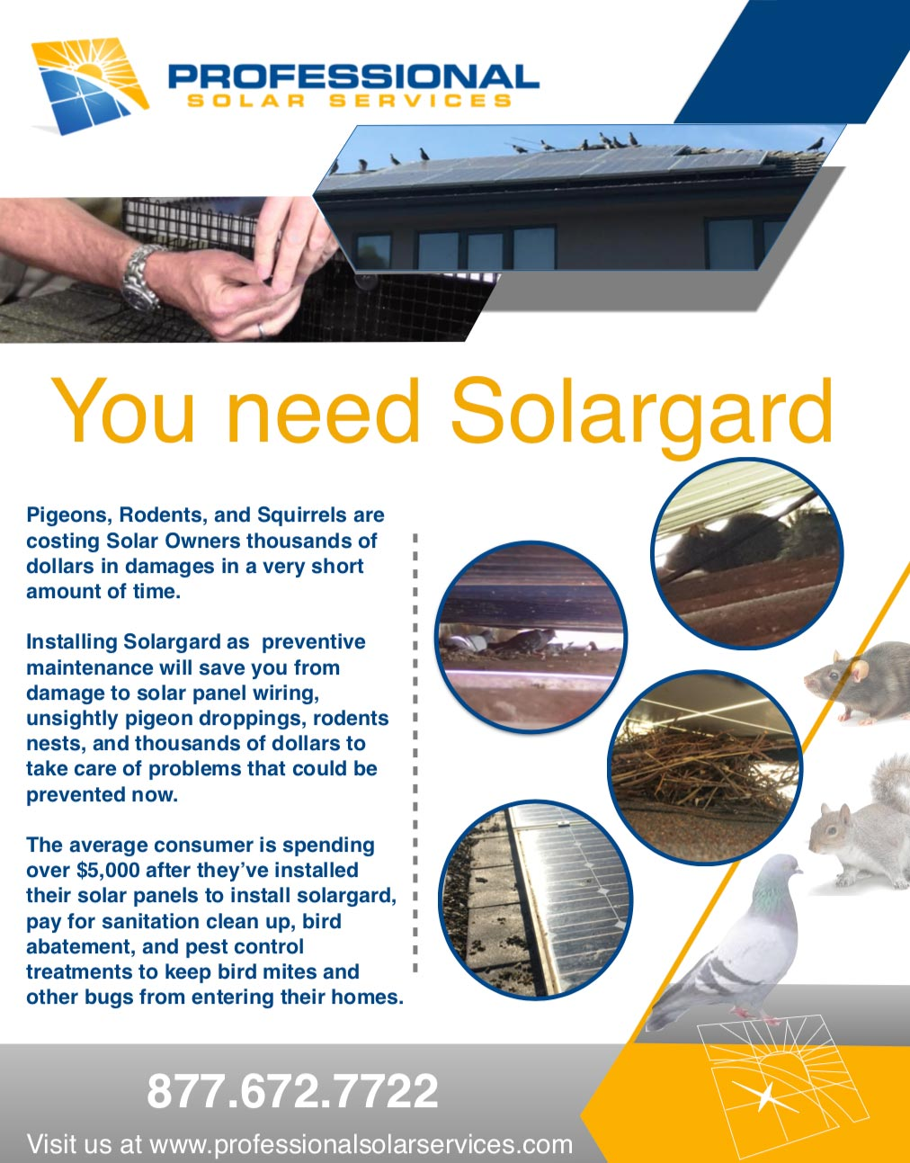 Professional Solar Services - Solargard